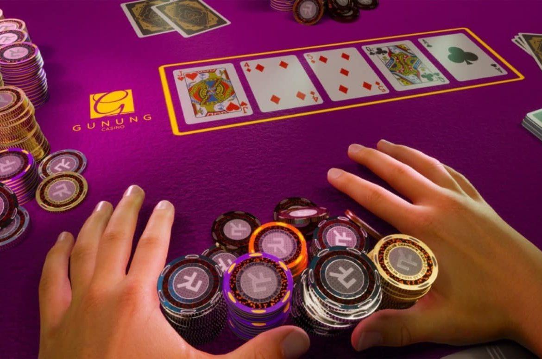 poker games easy